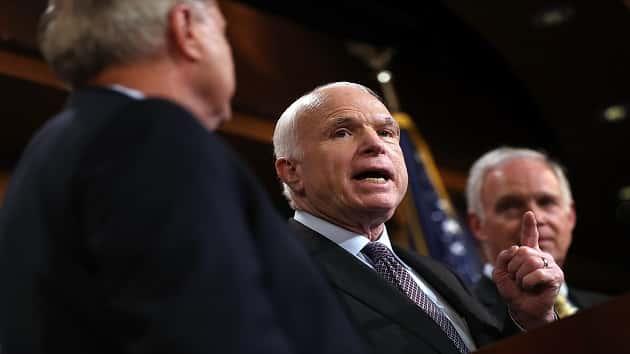 McCain to return to Senate next week