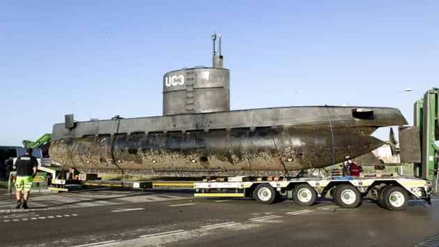 Danish submarine builder says falling hatch door killed journalist