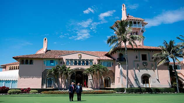 Mar-a-Lago Irma Evacuation Ordered