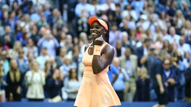 Five things you may not know about US Open champion Sloane Stephens