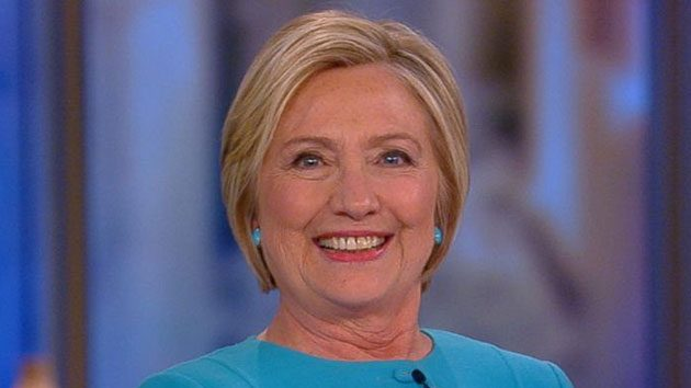 Hillary Clinton opens up on why she lost in first live interview since election