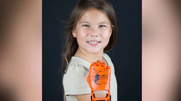 7-year-old Orioles fan to throw first pitch at World Series