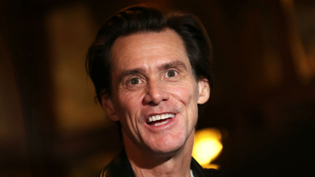 Jim Carrey Returns to TV in Showtime Comedy