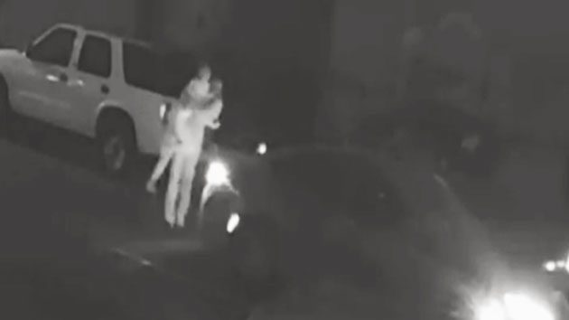 LA police investigate possible kidnapping caught on video