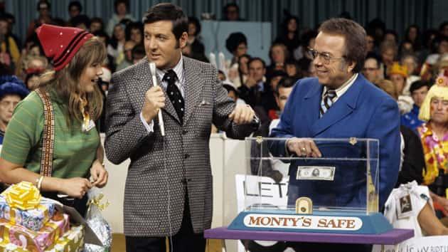Monty Hall, 'Let's Make a Deal' Host, Dies at 96