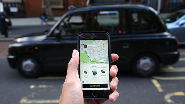 Uber CEO plans to meet with London transport officials