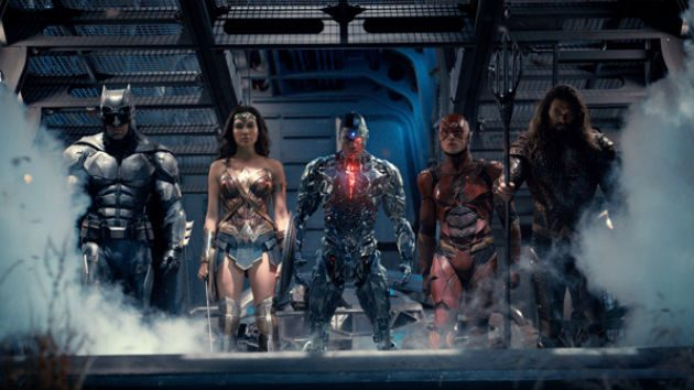 'Justice League': Batman & Wonder Woman Form League of Heroes to Save Earth May Be Too Late
