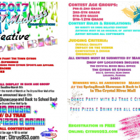 art contest banner
