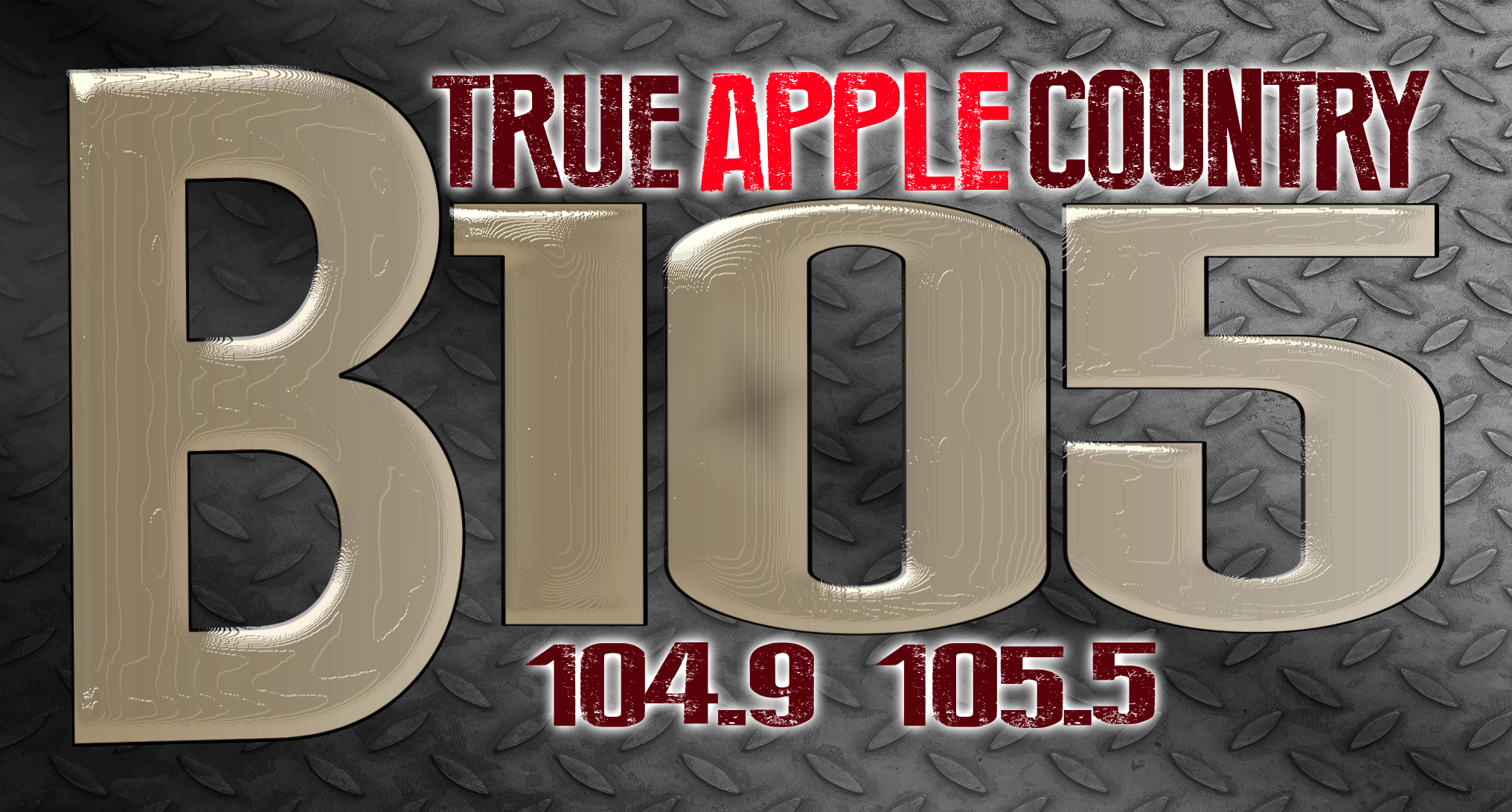 B105-Logo-True_Apple_Country