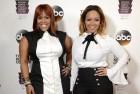 L-R: Tina Campbell, Erica Campbell; ABC/ Ida Mae Astute