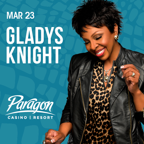 Gladys Knight Live at the Paragon