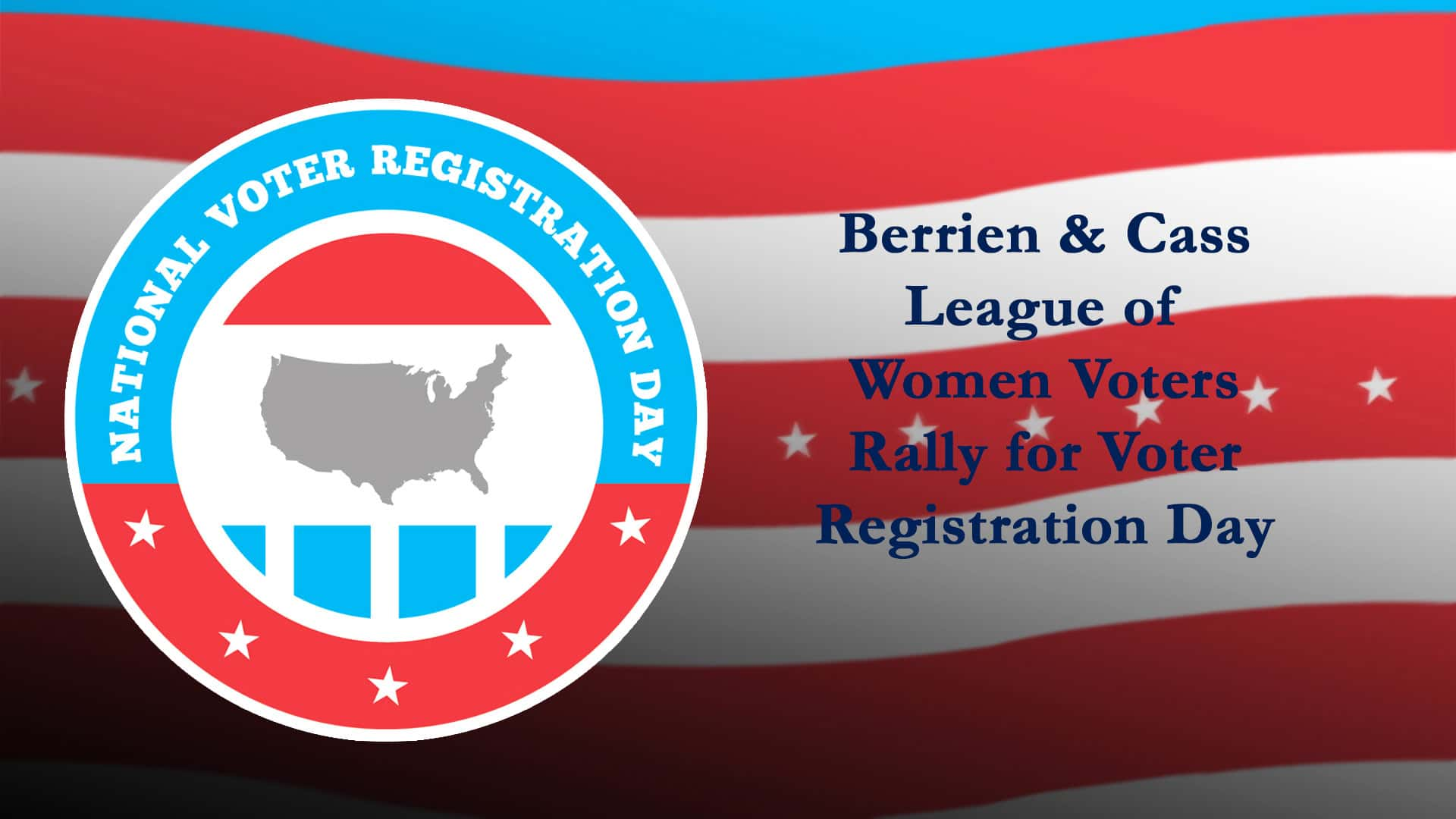 Voter Registration League of Women...