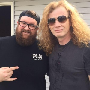 It's DAVE MUSTAINE!!!!