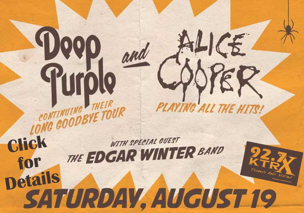 Purple, Cooper Generic Flipper copy