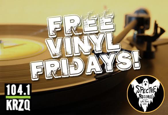 Free Vinyl Friday