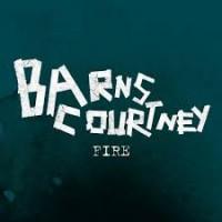 Barns Courtney fire