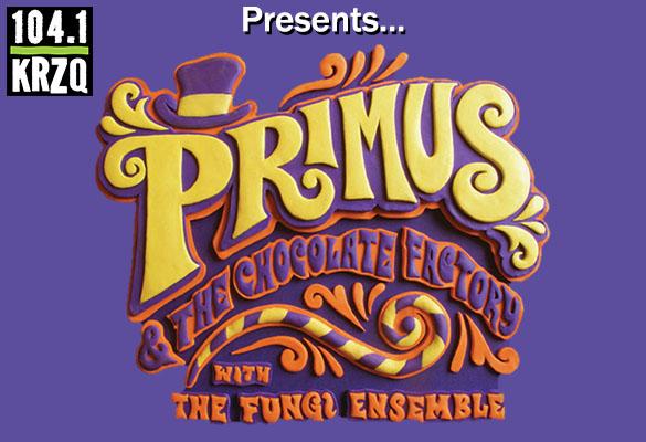 104.1 KRZQ Presents Primus