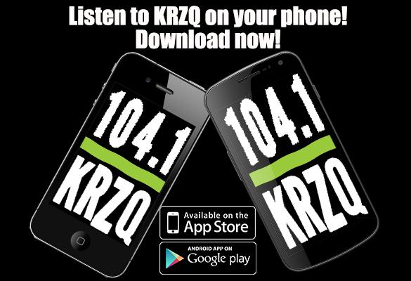 KRZQ Mobile App