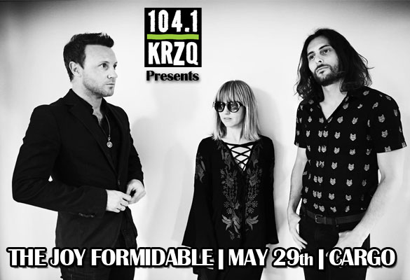 The Joy Formidable at Cargo