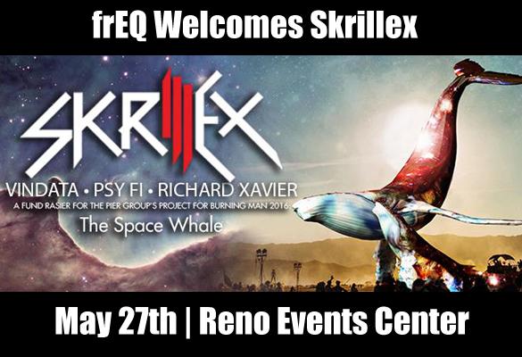 Skrillex @ REC