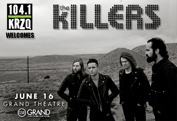 The Killers @ The GSR