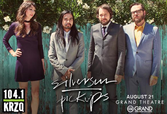 Silversun Pickups @ The GSR!