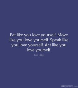 how to make you love yourself