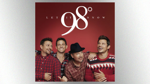 98 Degrees will be warming up your winter with a new Christmas ...