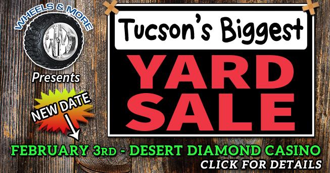 Tucson's Biggest Yard Sale