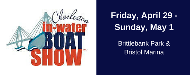 Charleston In Water Boat Show