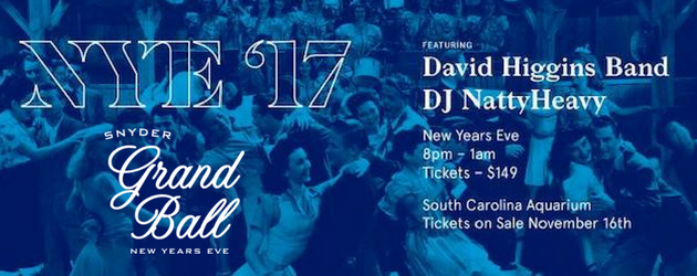 Snyder Grand Ball New Years Eve