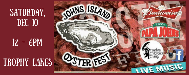 johns island oyster fest