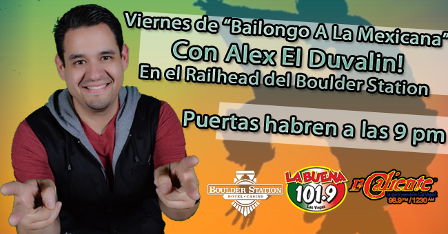 Boulder Station con Alex El Duvalin