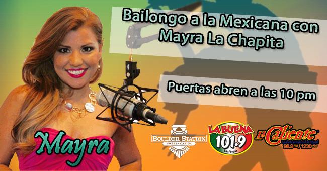 """Boulder Station con Mayra """"La Chapita"""""""