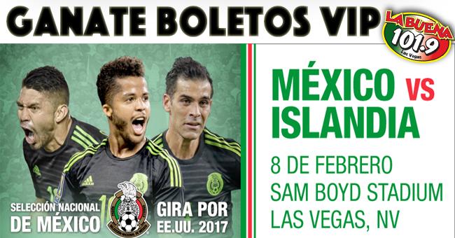 Mexico v. Iceland