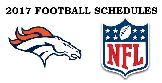 NFL BROADCASTS