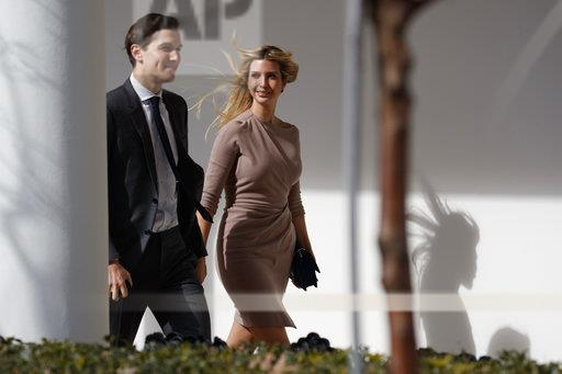 Ivanka Trump will donate book proceeds to charity