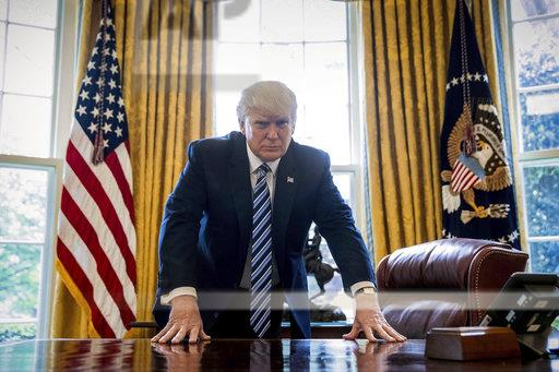 Trump's 100-days promises: Fewer than half carried out