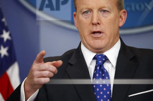 5 possible reasons Sean Spicer is getting fired