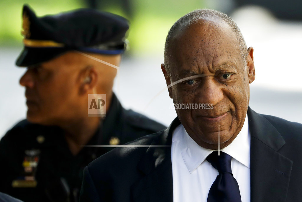 Jury in Bill Cosby sex assault case adjourns without verdict