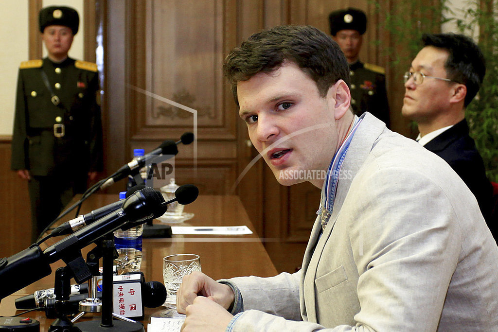 Family declines autopsy for former North Korea detainee Otto Warmbier