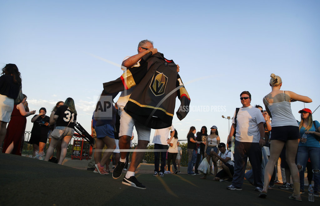 Expansion draft roundup: Vegas' roster begins to take shape