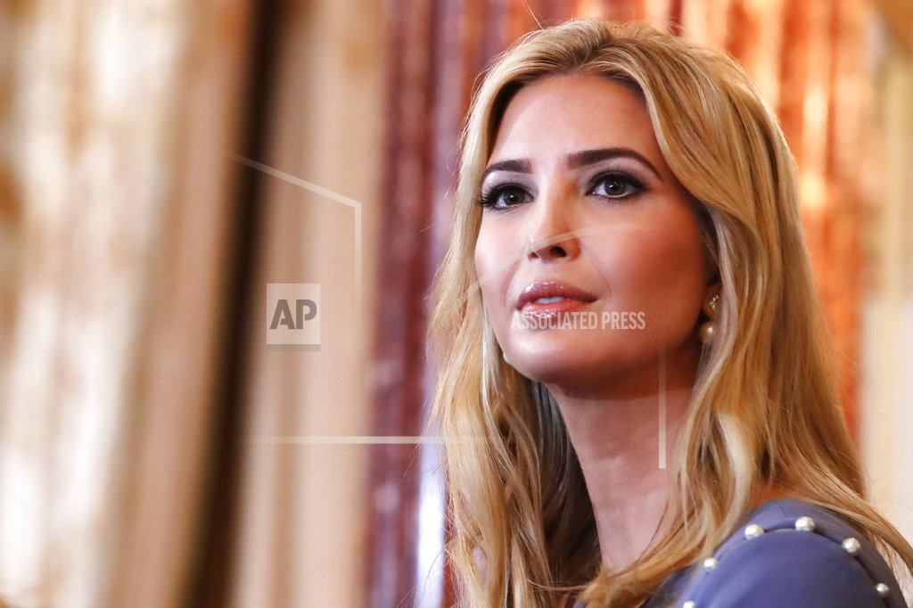 Ivanka Trump advocates for 'investment' in family leave
