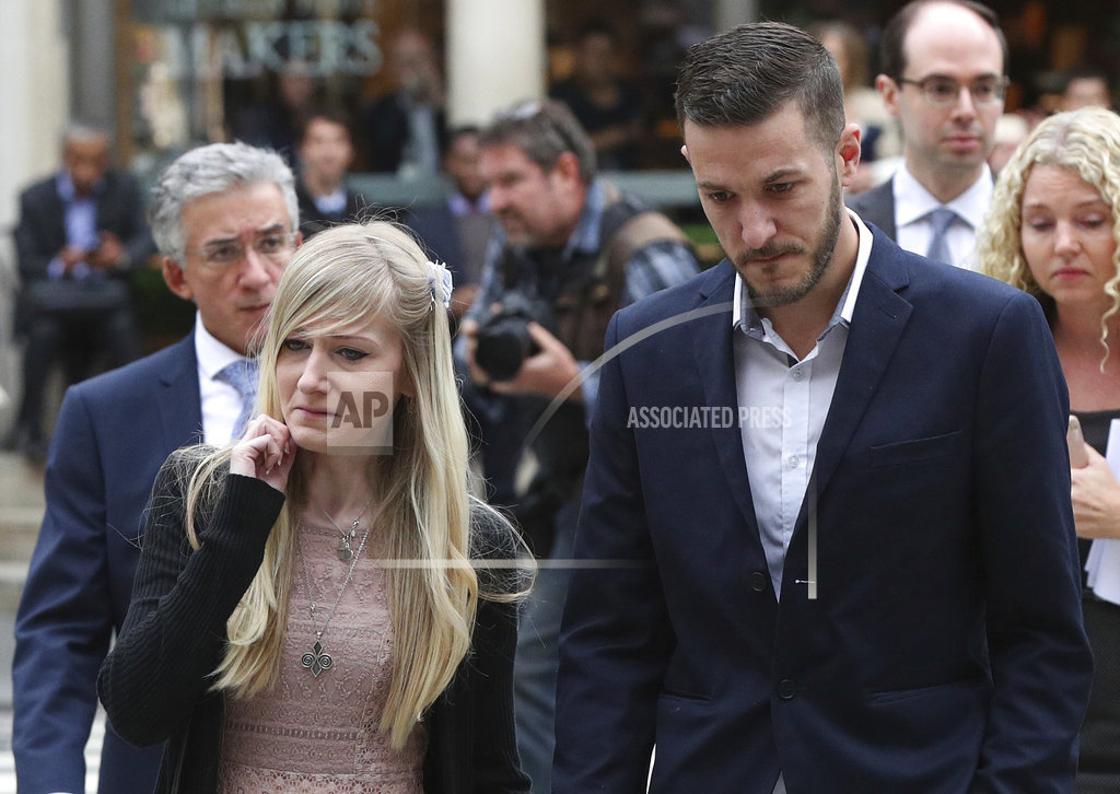 Great Ormond Street staff receive death threats over Charlie Gard case