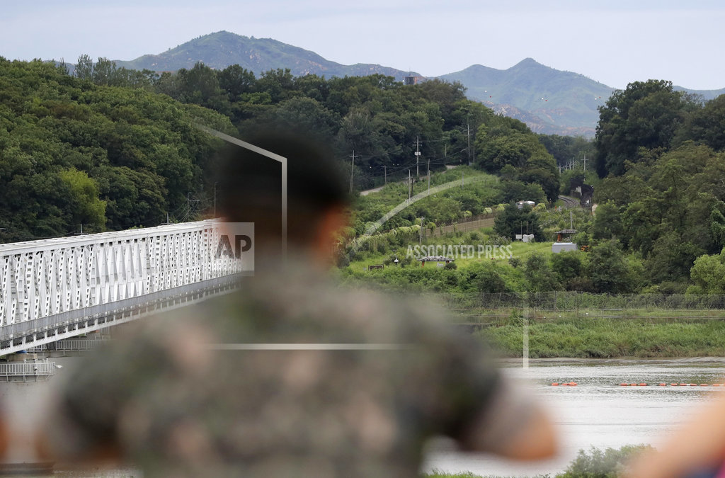 United States and S. Korean troops start drills amid N. Korea standoff