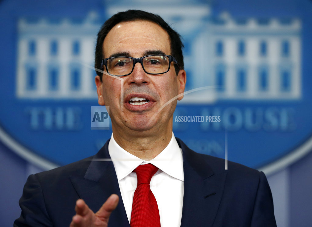 Trump's tax cut aim doubtful: USA treasury secretary