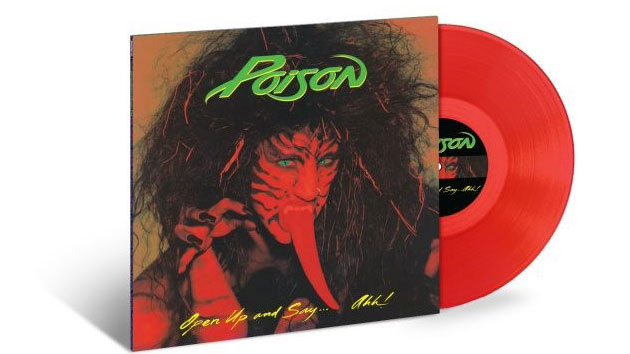 Poison S Open Up And Say Ahh Released In Special 30th