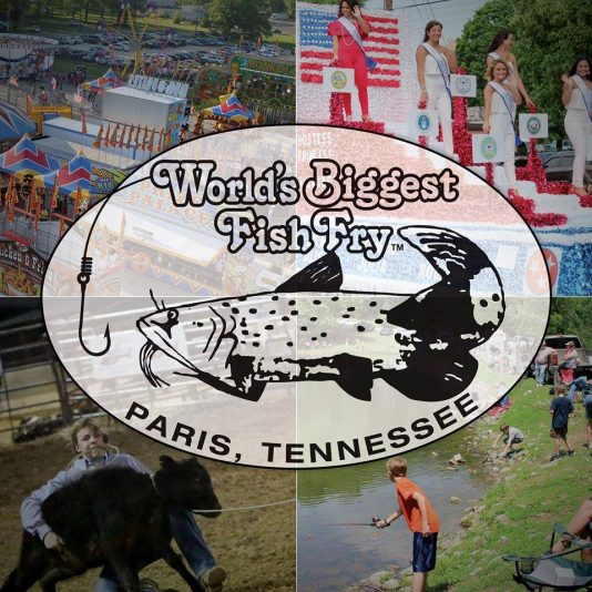 Worlds biggest fish fry parade to be broadcast on wljt wenk wtpr worlds biggest fish fry parade to be broadcast on wljt publicscrutiny Choice Image