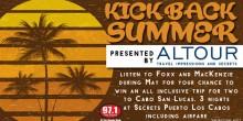 Kick Back Summer