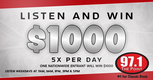 Win 5k A Day!